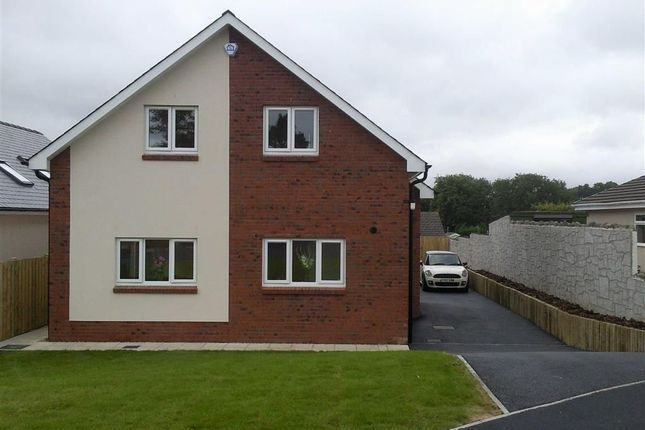 Thumbnail Detached house for sale in Maes Yr Haf, Ammanford