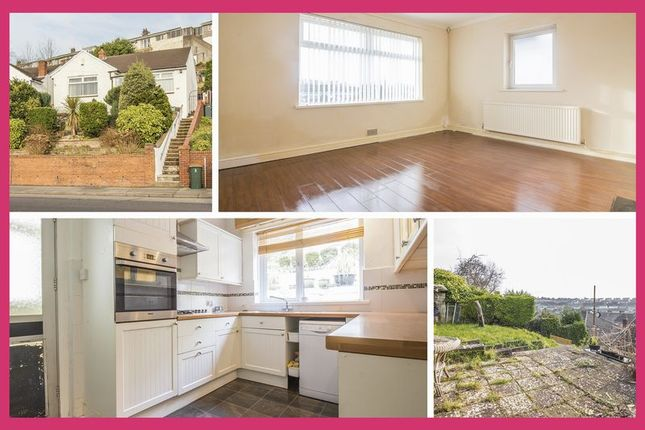 Thumbnail Detached bungalow for sale in Chepstow Road, Newport