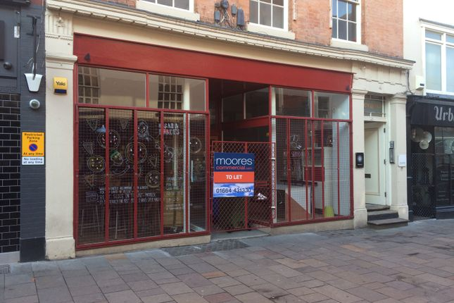 Thumbnail Restaurant/cafe to let in Market Place, Leicester