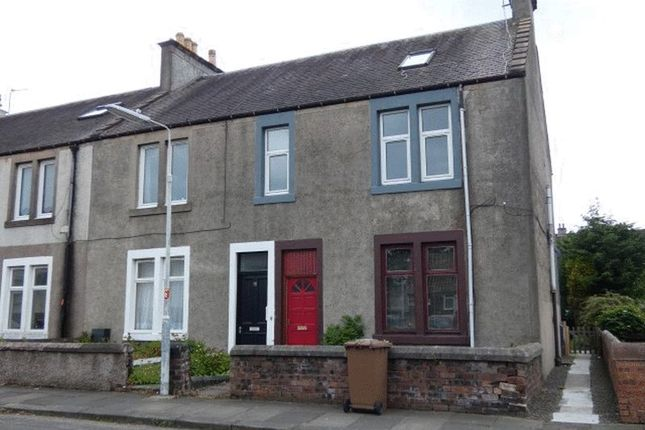 Thumbnail Flat to rent in Durward Street, Leven, Fife