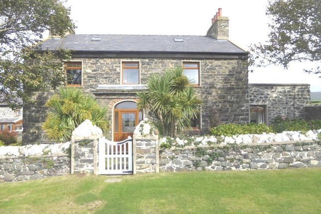 Thumbnail Detached house to rent in Peel Road, Kirk Michael, Isle Of Man