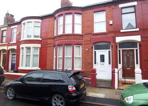 Thumbnail Terraced house to rent in Pemberton Road, Old Swan, Liverpool