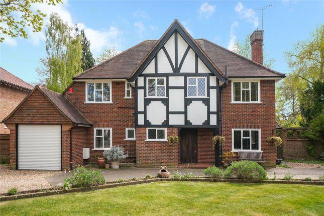 Thumbnail Detached house for sale in Broom Way, Weybridge