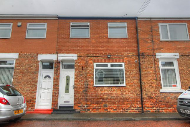 Thumbnail Terraced house for sale in Cross Street, Houghton Le Spring
