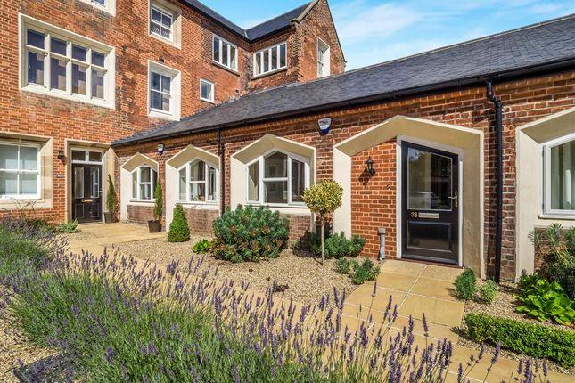 Thumbnail Terraced bungalow for sale in Mill Lane, Aylsham, Norwich