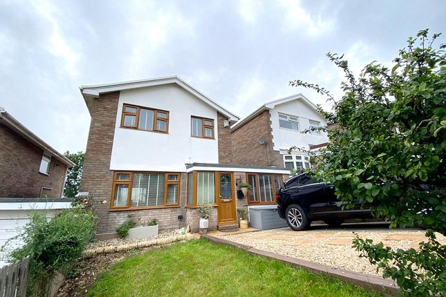 Thumbnail Detached house for sale in St. Illtyds Close, Baglan, Port Talbot, Neath Port Talbot.