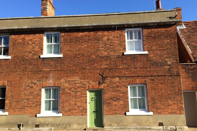 Thumbnail Cottage for sale in Theatre Street, Woodbridge