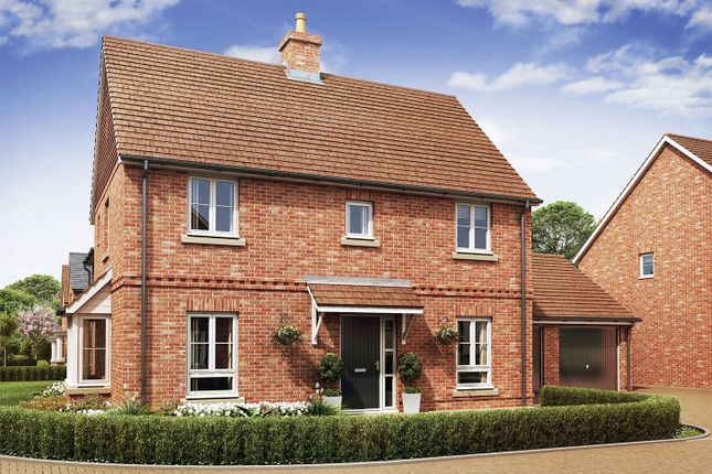 "Thumbnail Detached house for sale in ""The Fairford"" at Crow Lane, Crow, Ringwood"
