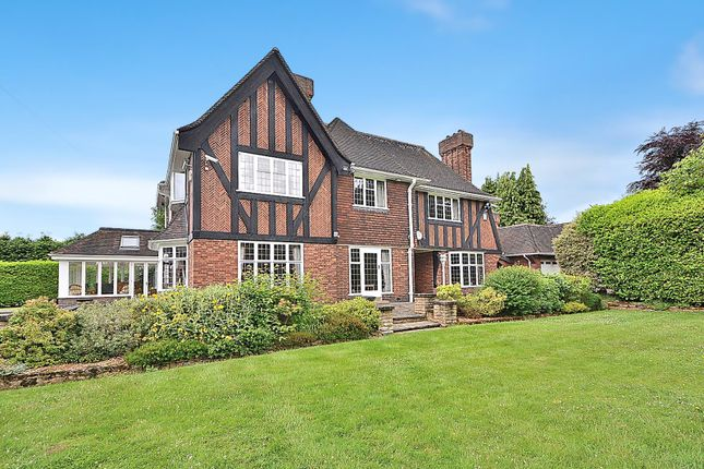 Thumbnail Detached house for sale in Beeston Fields Drive, Bramcote, Nottingham