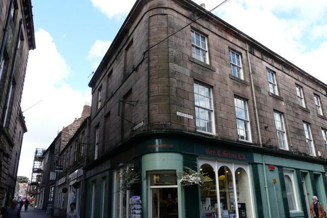 Thumbnail Flat to rent in Church Street, Berwick-Upon-Tweed, Northumberland