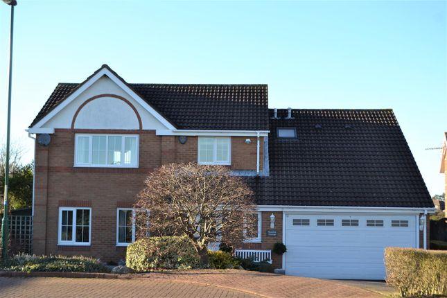 Thumbnail Detached house for sale in Broadlands, Cleadon, Sunderland