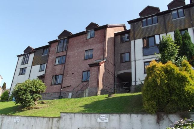 Thumbnail Flat to rent in Tregarrick, The Downs, West Looe