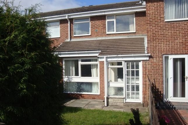 Thumbnail Property to rent in Birkdale, Stadium Estate, South Shields