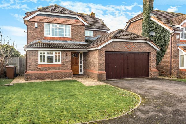 Thumbnail Detached house for sale in Yarlington Close, Bishops Cleeve, Cheltenham