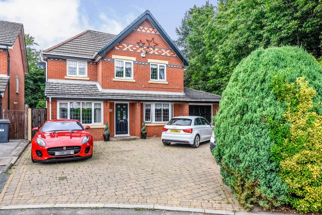 Thumbnail Detached house for sale in Burghill Road, Liverpool, Merseyside