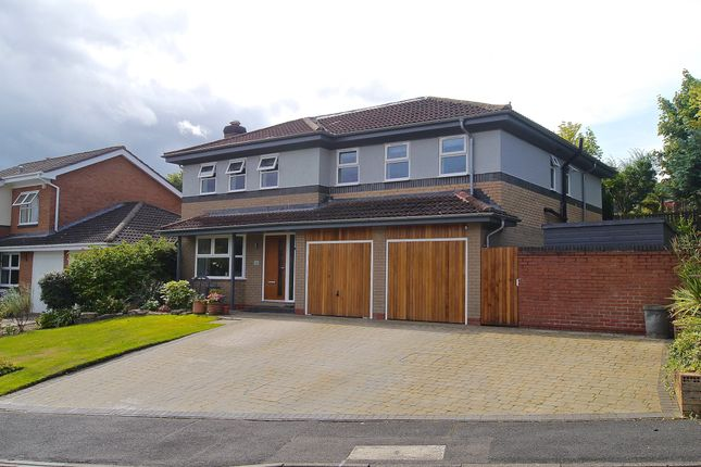 Thumbnail Detached house for sale in Robson Drive, Hexham
