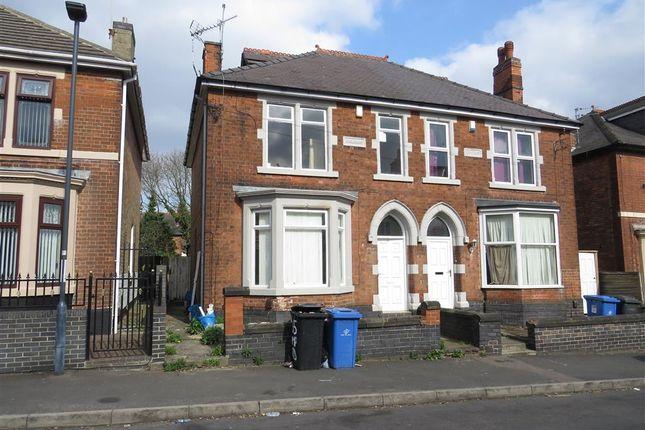 Thumbnail Terraced house for sale in Empress Road, Derby