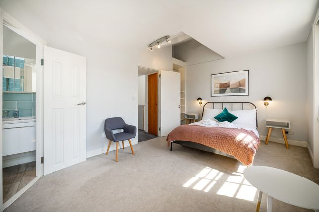Master Bedroom of Royal College Street, Camden, London NW1