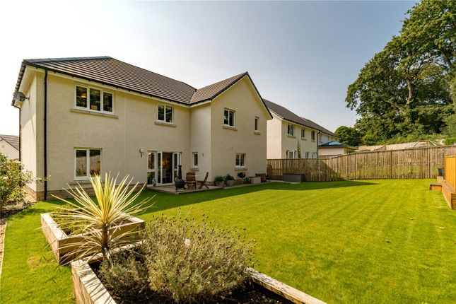 Thumbnail Detached house for sale in Baileyfield Park Drive, Bonnyrigg, Midlothian