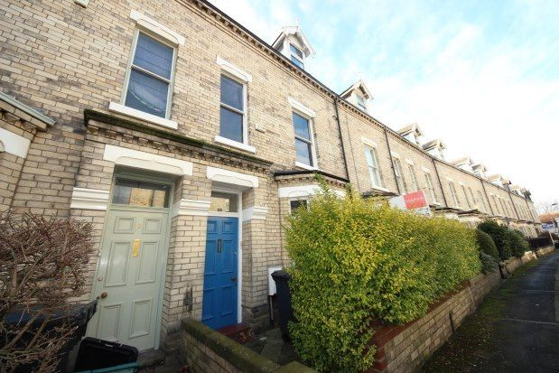 Thumbnail Terraced house to rent in Feversham Crescent, York