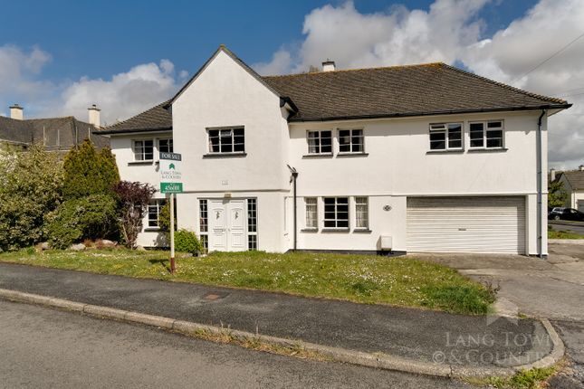 6 bed detached house for sale in Campbell Road, Plymstock, Plymouth. PL9