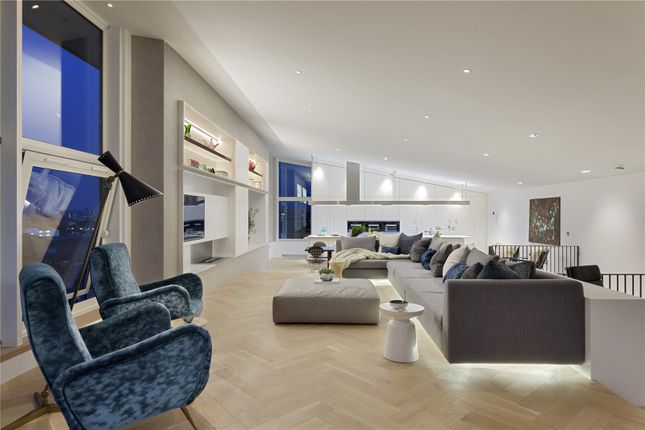 Thumbnail Flat for sale in Providence Tower, Bermondsey Wall West, London