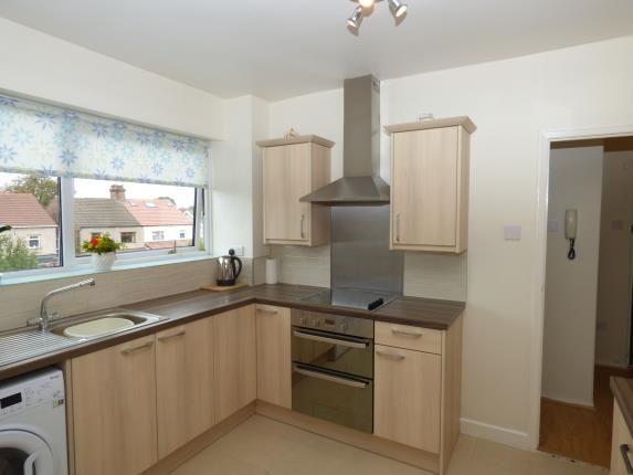 Kitchen of Avon Court, Crosby, Liverpool L23