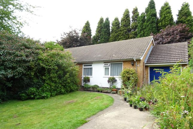 Thumbnail Detached bungalow for sale in Hawthorne Drive, Ibstock, Leicestershire