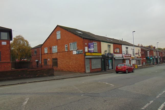 Thumbnail Flat to rent in Manchester Road, Bolton