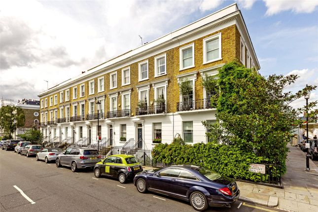 Thumbnail Terraced house for sale in Lamont Road, London