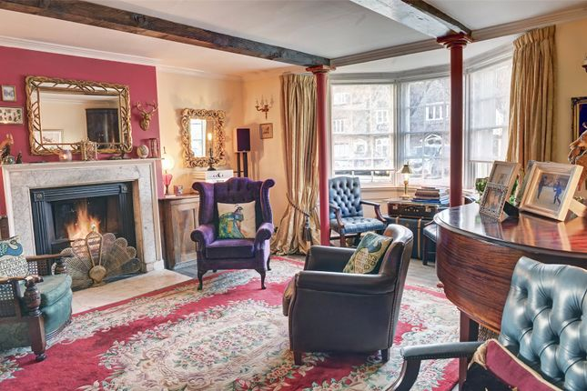 Drawing Room of Chipping Sodbury, Bristol, Gloucestershire BS37