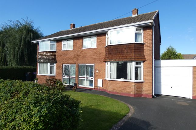 3 bed semi-detached house to rent in Onslow Drive, Wellington, Telford TF1