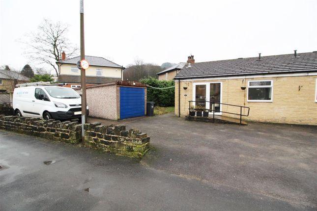 Thumbnail Semi-detached bungalow for sale in Simpson Road, Mytholmroyd, Hebden Bridge
