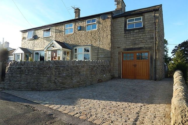 Thumbnail Semi-detached house for sale in The Castle, Colne, Lancashire