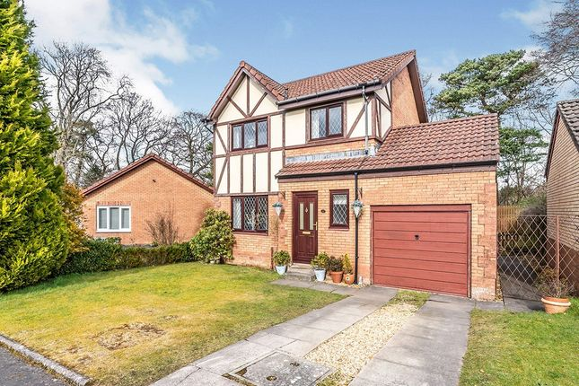 Thumbnail Detached house for sale in Fiddich Drive, Murieston, Livingston, West Lothian