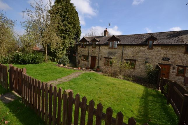 Thumbnail Terraced house for sale in Murswell Lane, Silverstone, Towcester
