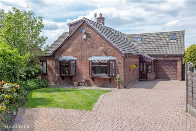 Thumbnail Bungalow for sale in Orchard Gardens, Harwood, Bolton
