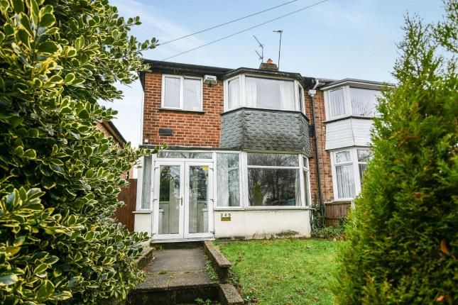 Thumbnail Semi-detached house for sale in Brookvale Road, Erdington, Birmingham, West Midlands