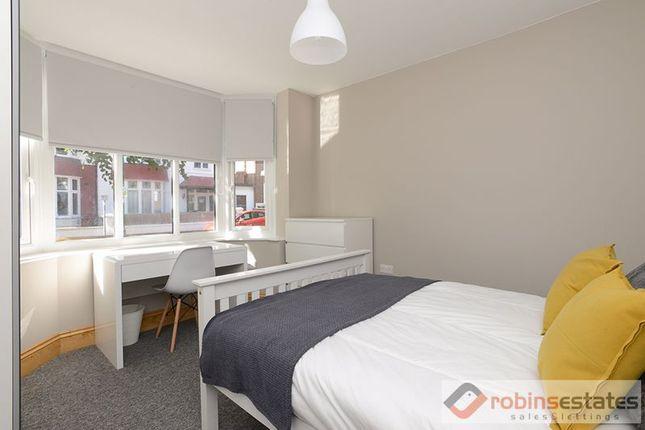 Bedroom of Swenson Avenue, Nottingham NG7