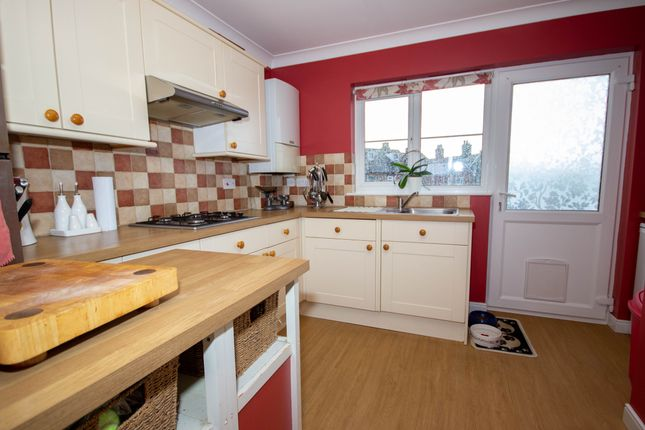 End terrace house for sale in Kings Road, East Cowes, Isle Of Wight