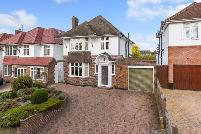 Thumbnail 4 bed detached house for sale in Goddington Lane, Orpington, Kent