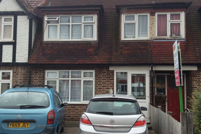 Thumbnail End terrace house for sale in Hillview Road, Sutton