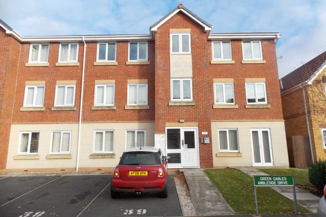 Thumbnail Flat to rent in Greengables, Tower Hill, Kirkby