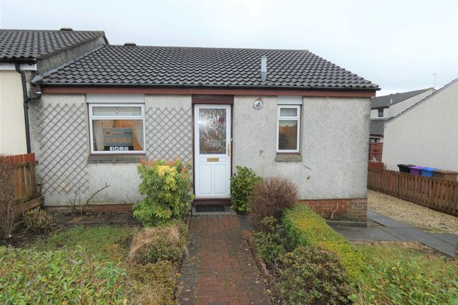 Thumbnail Semi-detached bungalow for sale in St Winnings Well, Kilwinning