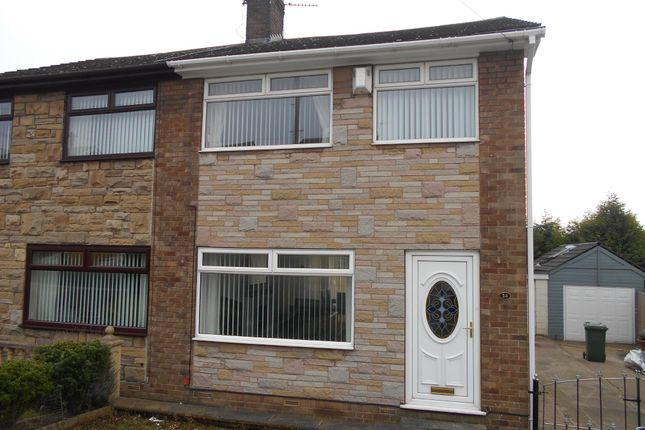 Thumbnail Semi-detached house to rent in Dandy Mill Avenue, Pontefract