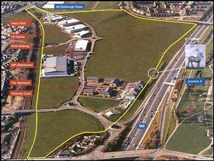 Thumbnail Land to let in Springhill Parkway, Glasgow