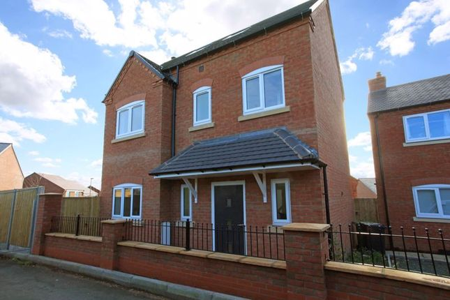 Thumbnail Detached house for sale in Birchmeadow Road, Broseley