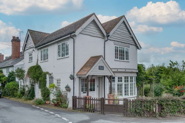 Thumbnail Cottage for sale in The Old Central Stores, Ullenhall, Henley-In-Arden