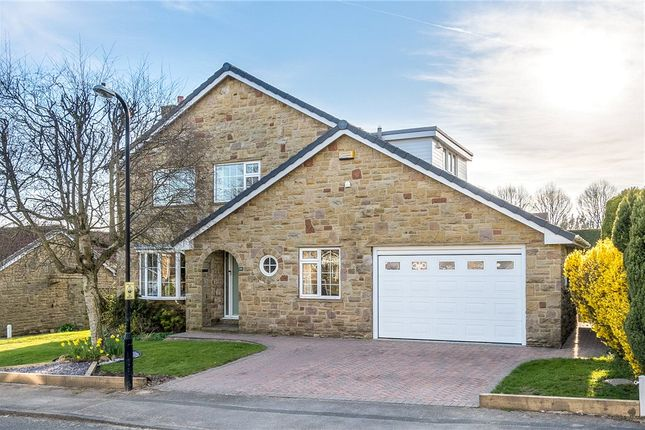 Thumbnail Detached house to rent in Fulwith Avenue, Harrogate, North Yorkshire