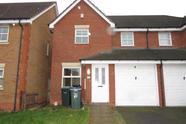 Semi-detached house in  St. David Drive  Wednesbury W Birmingham